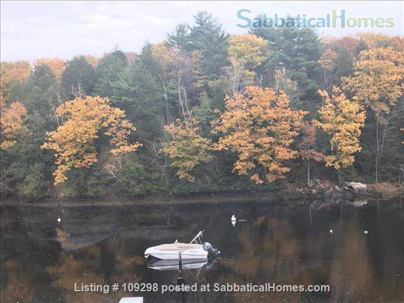 Loft Apartment in Old Mill Home Rental in Newmarket, New Hampshire, United States 8