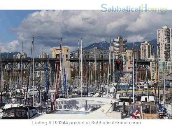 Lovely condo adjacent to False Creek and Granville Island Home Rental in Vancouver, British Columbia, Canada 8