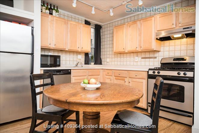 Fantastic Location, Modern Home in Center City, Child-Friendly, 2 Bedroom with Extra Sofa-Bed in Finished Basement Home Rental in Philadelphia, Pennsylvania, United States 9