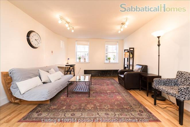 Fantastic Location, Modern Home in Center City, Child-Friendly, 2 Bedroom with Extra Sofa-Bed in Finished Basement Home Rental in Philadelphia, Pennsylvania, United States 2