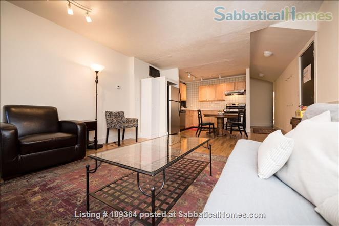 Fantastic Location, Modern Home in Center City, Child-Friendly, 2 Bedroom with Extra Sofa-Bed in Finished Basement Home Rental in Philadelphia, Pennsylvania, United States 5