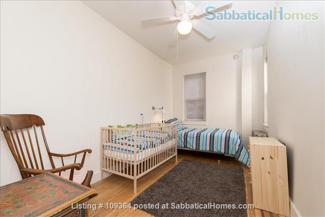 Fantastic Location, Modern Home in Center City, Child-Friendly, 2 Bedroom with Extra Sofa-Bed in Finished Basement Home Rental in Philadelphia, Pennsylvania, United States 6