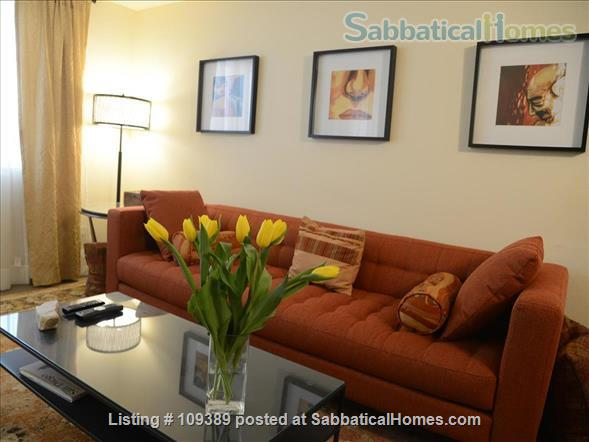Hillcrest Medical Area Retreat - Walkable to UCSD and Scripps Mercy Hospitals Home Rental in San Diego, California, United States 1