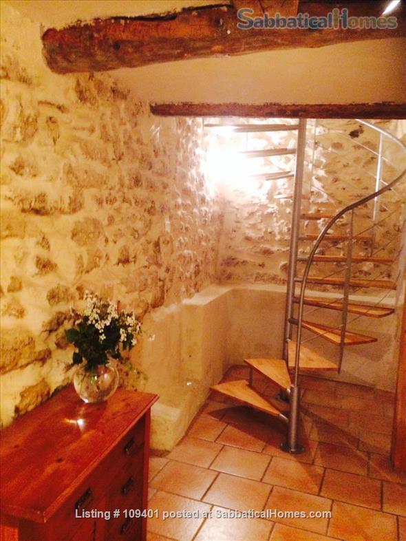 Chic, charming house in Pezenas Home Rental in Pézenas, Occitanie, France 7