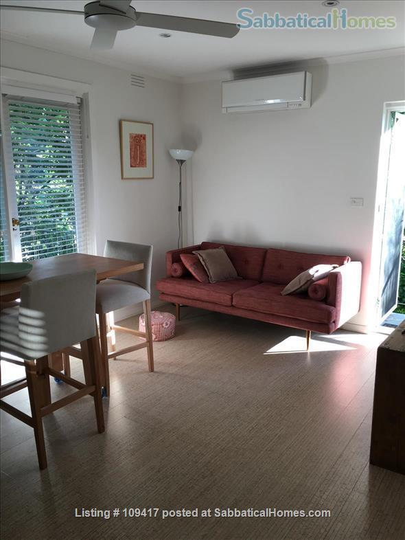 Carlton one-bedroom pad close to parks and university precinct Home Rental in Carlton, VIC, Australia 1