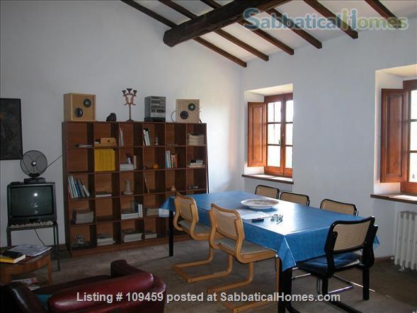Stone house 6 bed  in Umbria_Orvieto-Perugia area  (Montegiove_La Scarsuola) Montegabbione Home Rental in Montegiove, Umbria, Italy 2