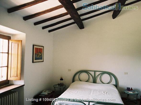 Stone house 6 bed  in Umbria_Orvieto-Perugia area  (Montegiove_La Scarsuola) Montegabbione Home Rental in Montegiove, Umbria, Italy 3