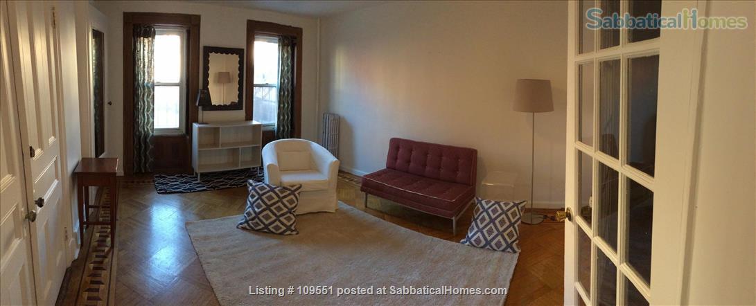 1 BR/1 bath garden-level apartment in Bedford-Stuyvesant Home Rental in Brooklyn, New York, United States 1