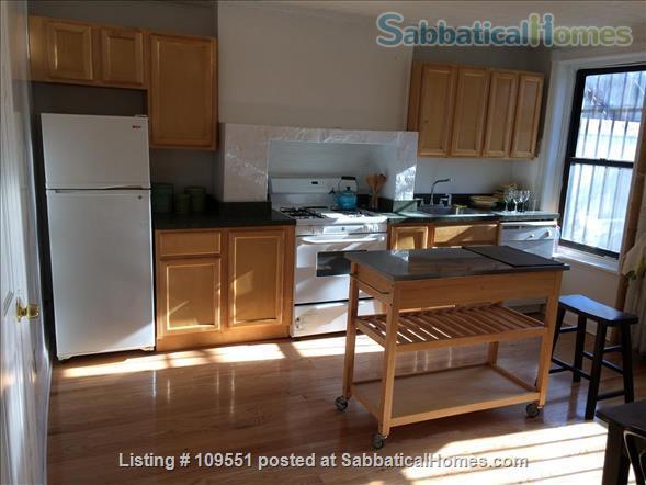 1 BR/1 bath garden-level apartment in Bedford-Stuyvesant Home Rental in Brooklyn, New York, United States 3