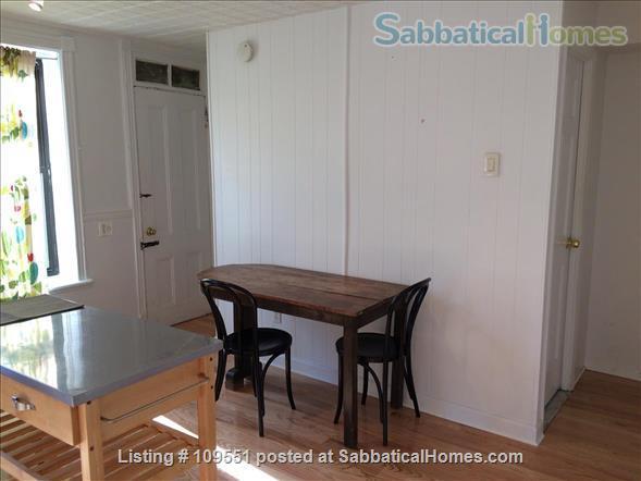 1 BR/1 bath garden-level apartment in Bedford-Stuyvesant Home Rental in Brooklyn, New York, United States 4