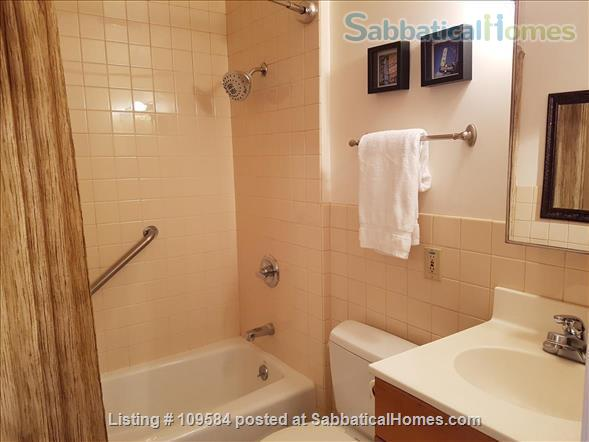 Bernal  heights one-bedroom with spectacular views. Home Rental in San Francisco, California, United States 6