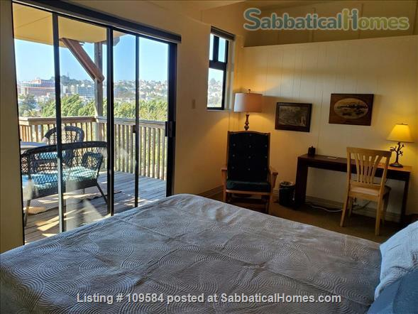 Bernal  heights one-bedroom with spectacular views. Home Rental in San Francisco, California, United States 1