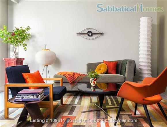 Gorgeous 1BR with outdoor terrace Home Rental in New York, New York, United States 1