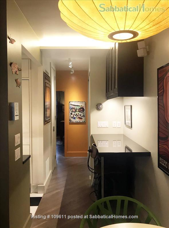 Gorgeous 1BR with outdoor terrace Home Rental in New York, New York, United States 5