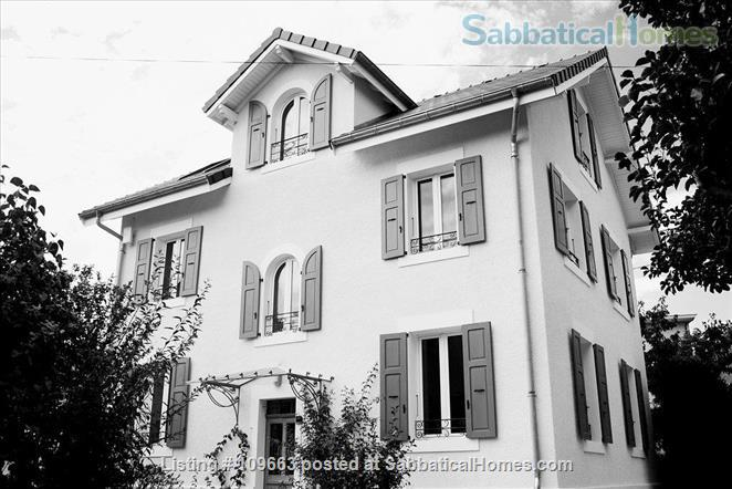 The cosy ground apartment in villa, Annecy, Venice of the Alps Home Rental in Annecy, Auvergne-Rhône-Alpes, France 0