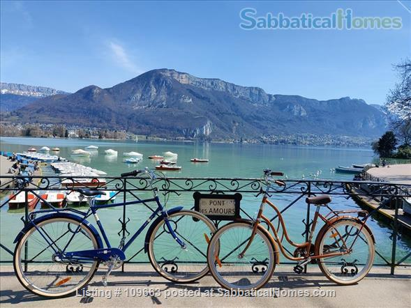 The cosy ground apartment in villa, Annecy, Venice of the Alps Home Rental in Annecy, Auvergne-Rhône-Alpes, France 7