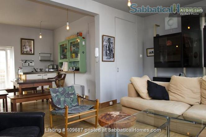 Contemporary central London apartment Home Rental in London, England, United Kingdom 1