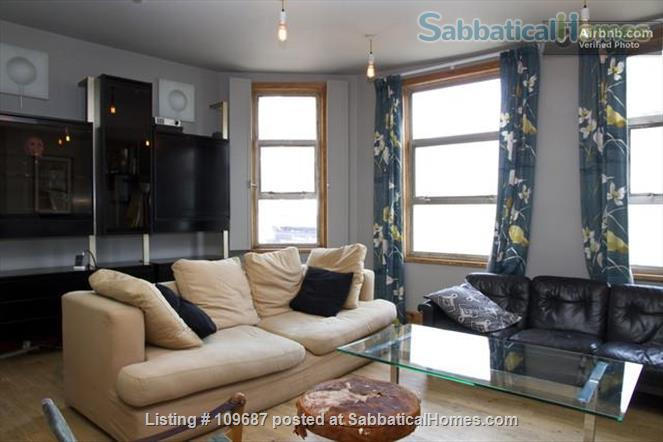Contemporary central London apartment Home Rental in London, England, United Kingdom 2
