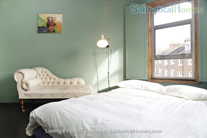 Contemporary central London apartment Home Rental in London, England, United Kingdom 8