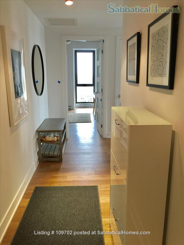 Medical trainees contact for price. Downtown Montreal! Executive furnished condo-Pool gym heated car and bike parking Steps to Atwater Metro Home Rental in Montreal, Quebec, Canada 5