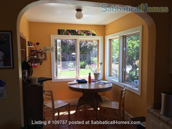 Berkeley Home and Garden Home Rental in Berkeley, California, United States 2