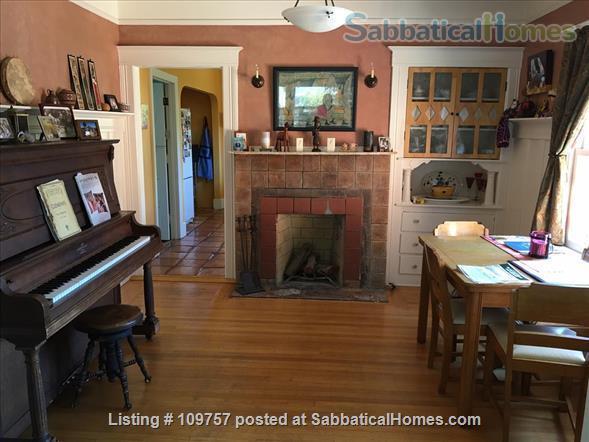 Berkeley Home and Garden Home Rental in Berkeley, California, United States 3