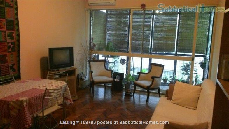 2 BR APARTMENT IN BUENOS AIRES (RECOLETA) Home Rental in Buenos Aires, CABA, Argentina 1