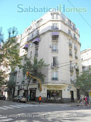 2 BR APARTMENT IN BUENOS AIRES (RECOLETA) Home Rental in Buenos Aires, CABA, Argentina 6