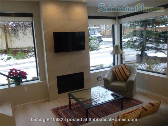 FURNISHED CARRIAGE  HOUSE FOR RENT Dunbar near UBC Home Rental in Vancouver, British Columbia, Canada 2