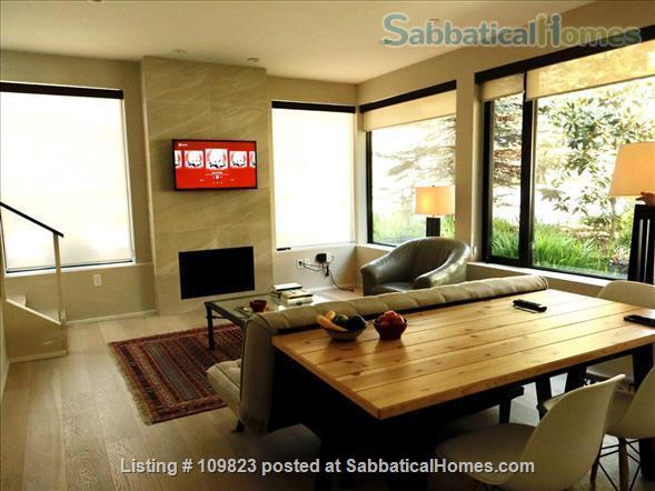 FURNISHED CARRIAGE  HOUSE FOR RENT Dunbar near UBC Home Rental in Vancouver, British Columbia, Canada 4