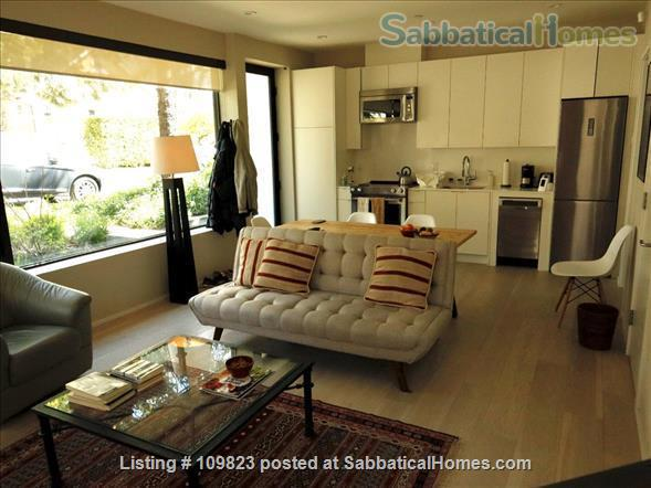 FURNISHED CARRIAGE  HOUSE FOR RENT Dunbar near UBC Home Rental in Vancouver, British Columbia, Canada 5