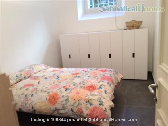 Openspace flat in central area with luxuriant mediterranean garden Home Rental in Rome, Lazio, Italy 2