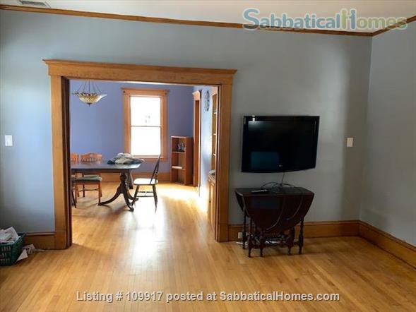 3 Bedroom Home in Downtown Neighborhood Home Exchange in Greenfield, Massachusetts, United States 9