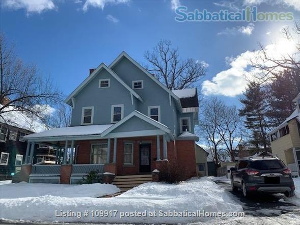 3 Bedroom Home in Downtown Neighborhood Home Exchange in Greenfield, Massachusetts, United States 1