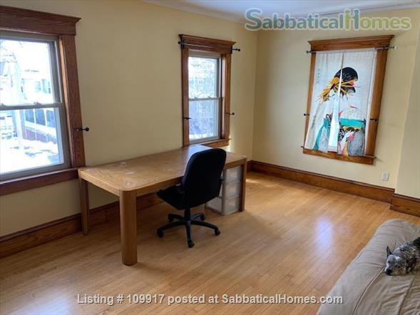 3 Bedroom Home in Downtown Neighborhood Home Exchange in Greenfield, Massachusetts, United States 4