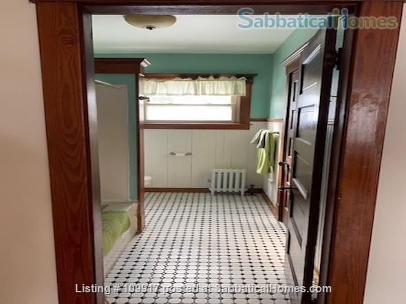 3 Bedroom Home in Downtown Neighborhood Home Exchange in Greenfield, Massachusetts, United States 5