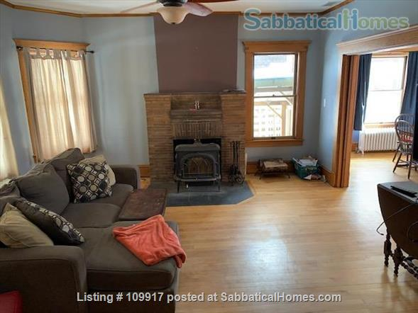 3 Bedroom Home in Downtown Neighborhood Home Exchange in Greenfield, Massachusetts, United States 6