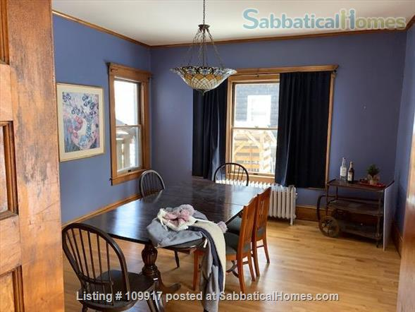 3 Bedroom Home in Downtown Neighborhood Home Exchange in Greenfield, Massachusetts, United States 7
