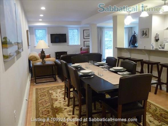 ALL UTIL INCLUDED - FULLY FURNISHED - LUXURY APARTMENT Home Rental in Ithaca, New York, United States 2