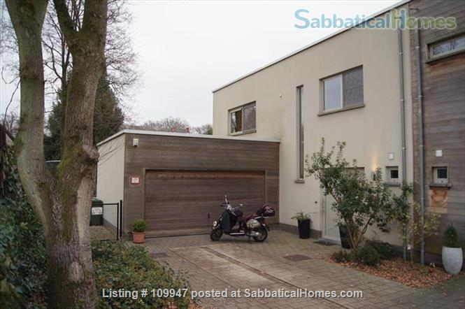 Modern, spacious family home North of Antwerp Home Rental in Brasschaat, Vlaanderen, Belgium 1