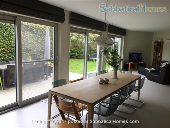 Modern, spacious family home North of Antwerp Home Rental in Brasschaat, Vlaanderen, Belgium 0