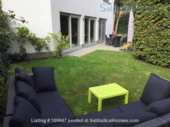 Modern, spacious family home North of Antwerp Home Rental in Brasschaat, Vlaanderen, Belgium 2