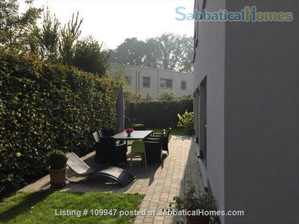 Modern, spacious family home North of Antwerp Home Rental in Brasschaat, Vlaanderen, Belgium 5