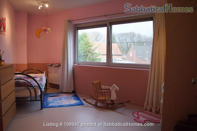 Modern, spacious family home North of Antwerp Home Rental in Brasschaat, Vlaanderen, Belgium 7