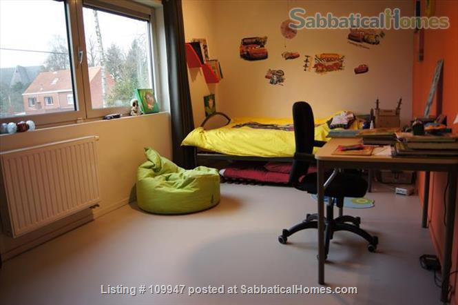 Modern, spacious family home North of Antwerp Home Rental in Brasschaat, Vlaanderen, Belgium 8