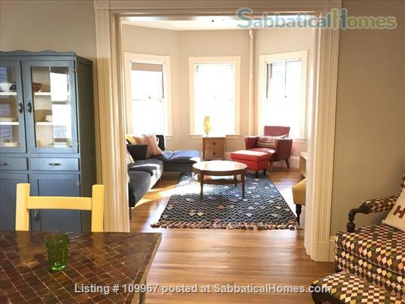 Perfect 2bd home-away-from-home in Spring Hill - Convenient to Harvard, MIT & Tufts Home Rental in Somerville 0