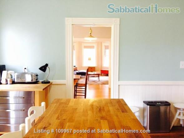 Perfect 2bd home-away-from-home in Spring Hill - Convenient to Harvard, MIT & Tufts Home Rental in Somerville 2