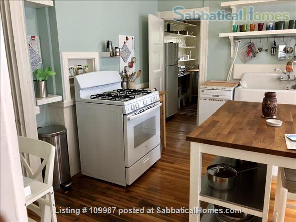Perfect 2bd home-away-from-home in Spring Hill - Convenient to Harvard, MIT & Tufts Home Rental in Somerville 3 - thumbnail
