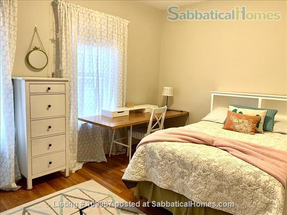 Perfect 2bd home-away-from-home in Spring Hill - Convenient to Harvard, MIT & Tufts Home Rental in Somerville 6