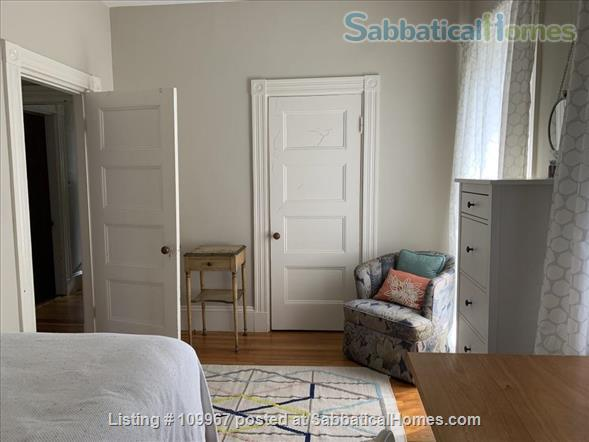 Perfect 2bd home-away-from-home in Spring Hill - Convenient to Harvard, MIT & Tufts Home Rental in Somerville 7